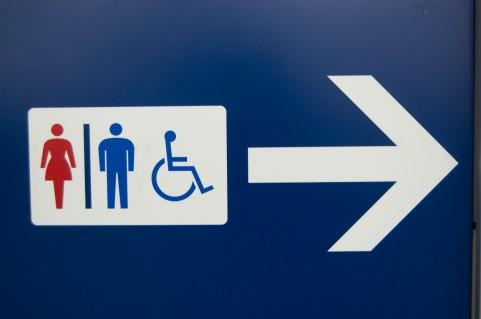 和製英語トイレ