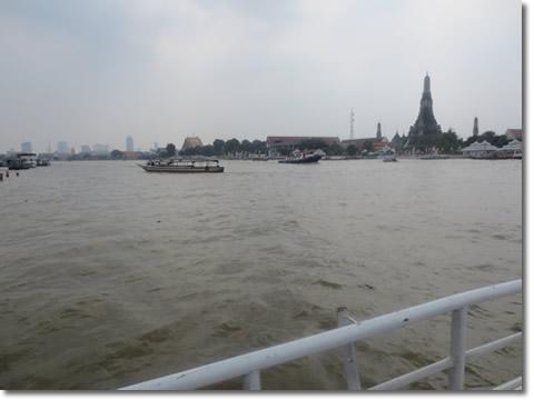 チャオプラヤー川とメナム川